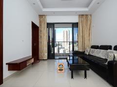 中南明珠香悦 2室2厅1厨1卫 56.05m² 整租出租房效果图