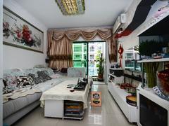 怡康家园 82平精装3房 户型方正实用 看花园安静舒适采光好二手房效果图