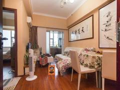 庐山大厦 国贸一房一厅 装修好 住家很舒服二手房效果图