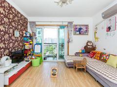 苹果园 2室2厅1厨1卫 77.36m² 整租出租房效果图