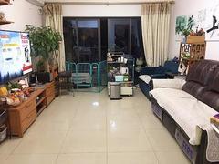 中海康城国际 3室2厅1厨2卫88.0m²整租租房效果图