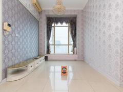 金色都汇 精装修2房 户型方正 采光好 住家舒适 配套齐全租房效果图