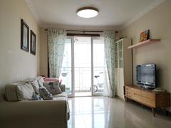 皇庭世纪 福田会展旁边 两房 客厅出阳台 采光充足租房效果图