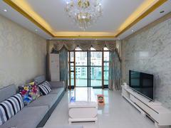 金月湾花园 3室2厅1厨2卫 135.0m² 精致装修二手房效果图