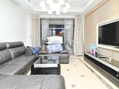 世茂江滨花园峻景湾 3室2厅1厨2卫 125m² 精致装修户型正气二手房效果图