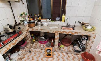 深圳天粹厨房照片_天粹 深中+翠北小学,楼下地铁,多条公交