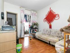 祥福雅居 业主诚心卖双阳台一房一厅空中花园楼层