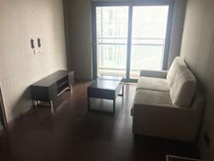 京基滨河时代广场 2室1厅1厨1卫 68.0m² 整租租房效果图