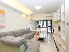 中海塞纳时光 大运2室2厅1厨1卫 75.25m² 整租租房效果图