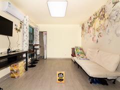 南光名仕苑 近福田口岸和地铁,实用2房2厅,全齐出租,看房方便出租房效果图