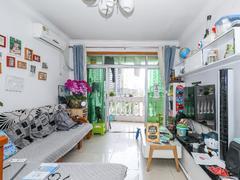 布吉阳光花园 2室2厅1厨1卫 59.19m² 整租租房效果图