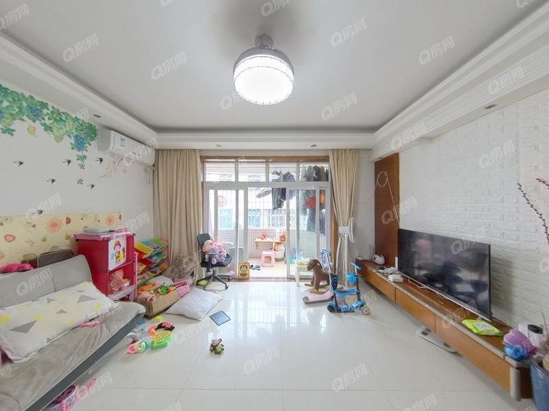 恒福苑二期 2室2厅1厨1卫80.62m²满五年