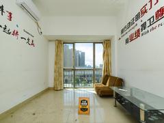 龙光城南区一期一组团 1室1厅1厨1卫 37.0m² 整租租房效果图