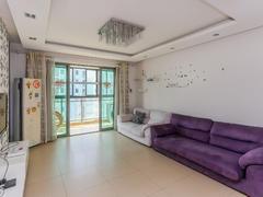 第五元素 2室2厅1厨2卫 119.21m² 精致装修二手房效果图