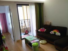 中海康城国际 1室1厅1厨1卫48.03m²整租租房效果图