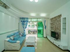 华景新城 3室2厅1厨2卫 93.0m² 精致装修二手房效果图