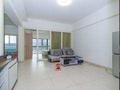 前海铂寓 2室1厅1厨1卫78.0m²整租租房效果图
