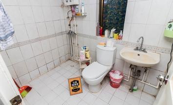 深圳天粹卫生间照片_天粹 深中+翠北小学,楼下地铁,多条公交