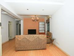 太阳国际公寓 2室2厅1厨1卫 115.0m² 精致装修二手房效果图