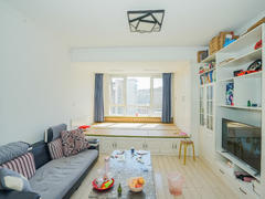 天泰迦南美地 1室1厅1厨1卫 76.89m² 精致装修二手房效果图