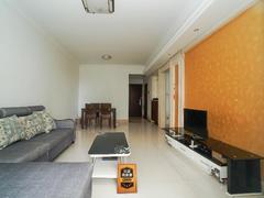 锦绣半岛 3室2厅1厨1卫 95.0m² 精致装修二手房效果图