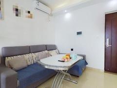 泛海城市广场 精装1室1厅1厨1卫 41.55m²