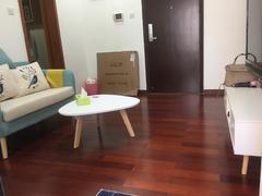 宝能太古城花园南区 精装修2室1厅1厨1卫 整租租房效果图
