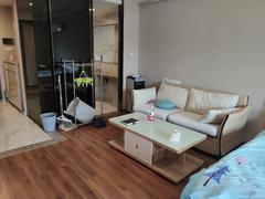 万达广场 1室1厅1厨1卫 52.27m² 整租租房效果图