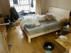 佳兆业大都汇 1室0厅1厨1卫 107.0m² 整租租房效果图