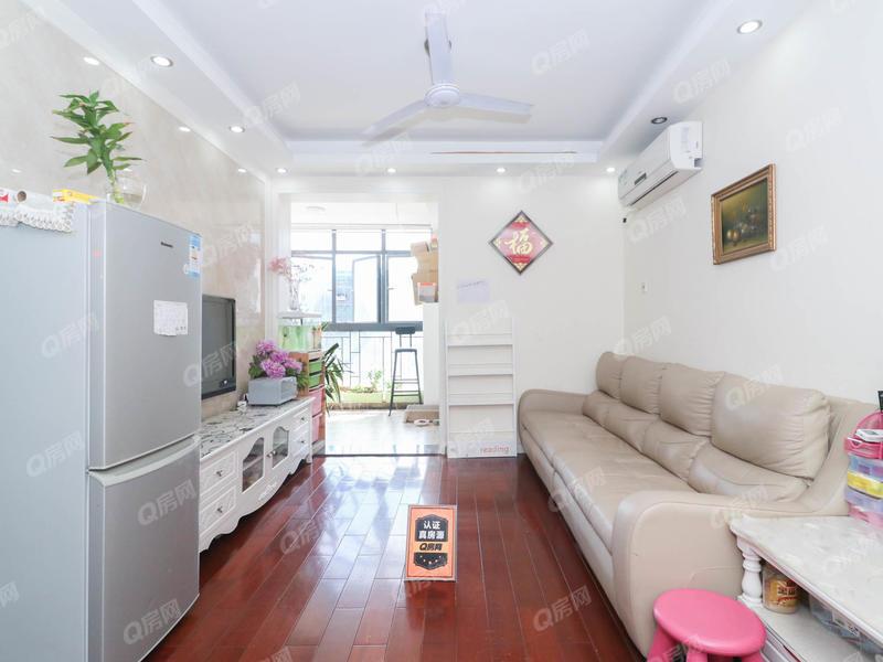 天健时尚空间 4室2厅1厨1卫 59.33m² 精致装修