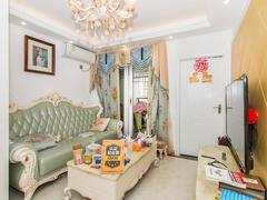 鸿翔花园 鸿翔花园低总价大1室1厅1厨1卫 48.21m²二手房效果图