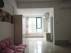 南方国际广场 福田CBD1室1卫 40.0m² 整租。有家私和床租房效果图