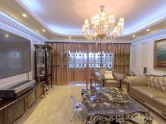 世茂江滨花园峻景湾 5室2厅1厨4卫 259.0m² 满五年二手房效果图