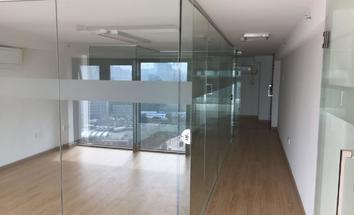 深圳博丰大厦办公室照片_博丰大厦 急租,精装修,南向,复式二层,户型实用,做办公很好