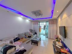 第五元素 3室2厅1厨1卫 116.05m² 精致装修二手房效果图
