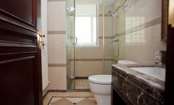 青岛爱丁堡国际公寓卫生间照片_爱丁堡国际公寓 3室2厅0厨2卫 144.03m² 精致装修