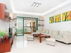 凤山水岸花园 3室2厅0厨2卫 142.0m² 精致装修二手房效果图