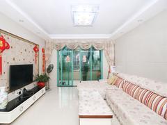 凤山水岸花园 凤山水岸3室2厅1厨2卫 106.0m² 精致装修二手房效果图