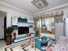 雅居乐城南源著 2室2厅1厨2卫 91.0m² 整租租房效果图