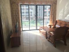 仁和WE城 2室2厅1厨1卫 84.0m² 整租租房效果图