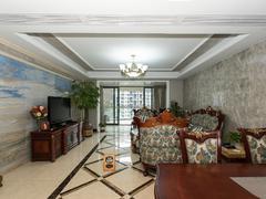 圣莫丽斯 低于市场3室2厅1厨2卫166.27m²整租租房效果图