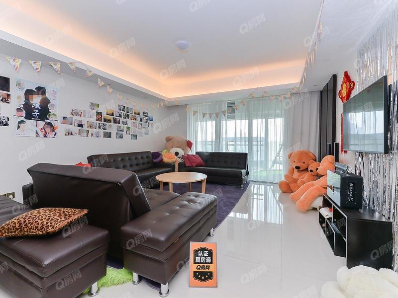 华寓 3室2厅1厨2卫 171.35m² 精致装修
