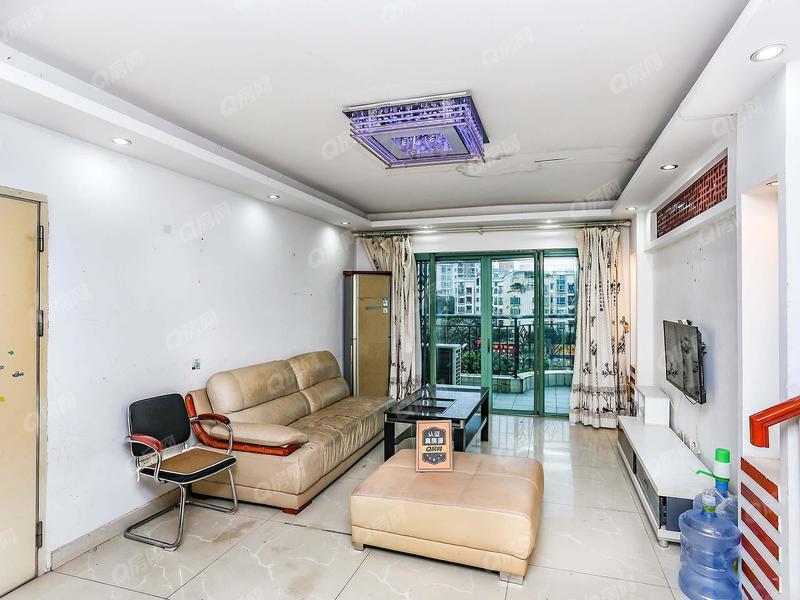 九州家园二期 三层别墅式洋房南北通透绿化好送两个大露台