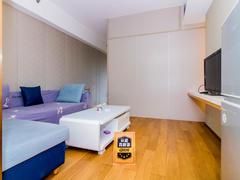 佳兆业广场 1室1厅1厨1卫45.33m²精致装修