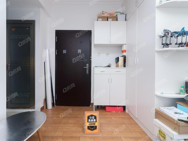 新地中央 1室0厅1厨1卫 31.46m² 精致装修