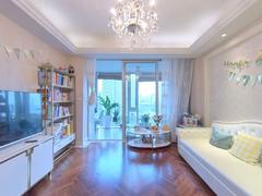 蓝色钱江 1室1厅1厨1卫 103.02m² 精致装修二手房效果图