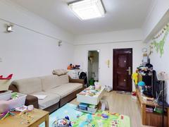 锦文阁大厦 2室2厅1厨1卫61.8m²户型方正,采光充足二手房效果图