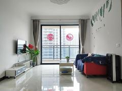 三远大爱城 2室2厅1厨1卫 80.0m² 整租租房效果图