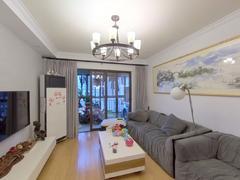 中海8号公馆 3室2厅1厨2卫117.0m²精致装修二手房效果图