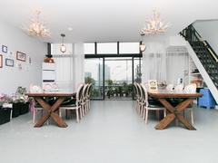 漾日湾畔 5房2厅 带花园  精装修 东南 可做舞蹈、培训类租房效果图